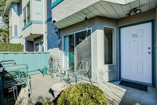 "Photo 1: 23 3476 COAST MERIDIAN Road in Port Coquitlam: Lincoln Park PQ Townhouse for sale in ""Laurier Mews"" : MLS®# R2345938"
