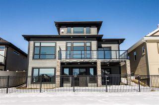 Photo 29: 47 EDGEWATER Terrace N: St. Albert House for sale : MLS®# E4148033