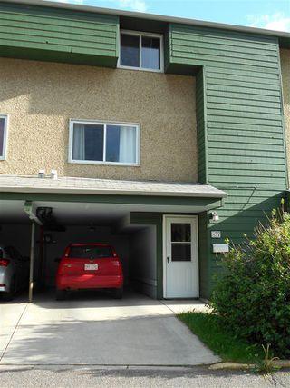 Main Photo: 857 ABBOTTSFIELD Road in Edmonton: Zone 23 Townhouse for sale : MLS®# E4152197