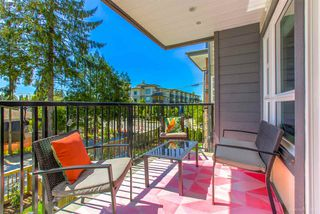 "Photo 18: 212 22562 121 Avenue in Maple Ridge: East Central Condo for sale in ""EDGE2"" : MLS®# R2367680"