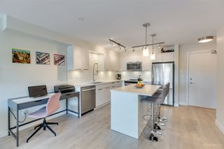 """Photo 4: 212 22562 121 Avenue in Maple Ridge: East Central Condo for sale in """"EDGE2"""" : MLS®# R2367680"""
