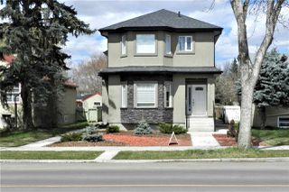 Main Photo: 10914 76 Avenue in Edmonton: Zone 15 House Half Duplex for sale : MLS®# E4156482