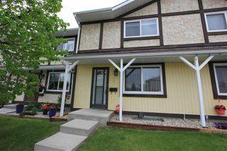 Main Photo: 153 Tudor Lane in Edmonton: Zone 16 Townhouse for sale : MLS®# E4158441