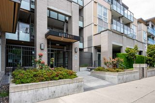 """Main Photo: 109 85 EIGHTH Avenue in New Westminster: GlenBrooke North Condo for sale in """"Eight West"""" : MLS®# R2462603"""