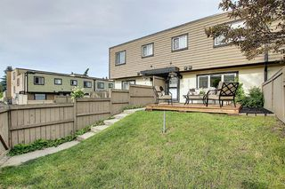 Photo 42: 94 3809 45 Street SW in Calgary: Glenbrook Row/Townhouse for sale : MLS®# A1012814