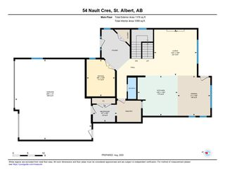 Photo 33: 54 NAULT Crescent: St. Albert House for sale : MLS®# E4211896