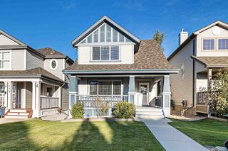 Photo 1: 179 SUMMERTON Crescent: Sherwood Park House for sale : MLS®# E4213606