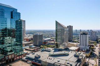Photo 2: 2404 10180 103 Street in Edmonton: Zone 12 Condo for sale : MLS®# E4214218