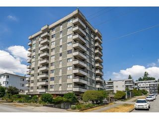 "Main Photo: 503 47 AGNES Street in New Westminster: Downtown NW Condo for sale in ""Fraser House"" : MLS®# R2520781"