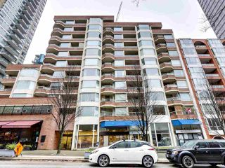 "Photo 2: 407 1330 HORNBY Street in Vancouver: Downtown VW Condo for sale in ""HORNBY COURT"" (Vancouver West)  : MLS®# R2522576"
