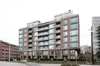 "Photo 27: 802 1919 WYLIE Street in Vancouver: False Creek Condo for sale in ""MAYNARDS BLOCK - OLYMPIC VILLAGE"" (Vancouver West)  : MLS®# R2527997"