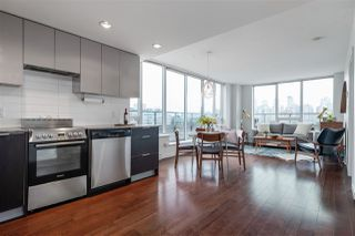 "Photo 2: 802 1919 WYLIE Street in Vancouver: False Creek Condo for sale in ""MAYNARDS BLOCK - OLYMPIC VILLAGE"" (Vancouver West)  : MLS®# R2527997"