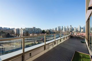 "Photo 21: 802 1919 WYLIE Street in Vancouver: False Creek Condo for sale in ""MAYNARDS BLOCK - OLYMPIC VILLAGE"" (Vancouver West)  : MLS®# R2527997"