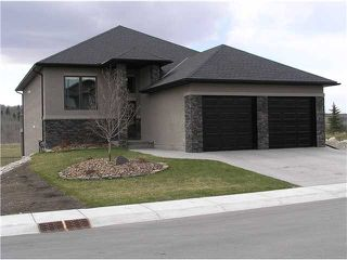 Photo 1: 51 WEST POINTE Manor: Cochrane Residential Detached Single Family for sale : MLS®# C3473623