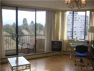 Photo 3: 809 620 Toronto Street in VICTORIA: Vi James Bay Condo Apartment for sale (Victoria)  : MLS®# 302091