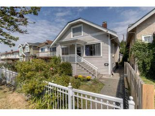 Main Photo: 791 E 18 Street in Vancouver: Fraserview VE House for sale (Vancouver East)  : MLS®# V1022375