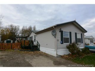 Main Photo: 132 Meadow Drive in Benalto: RC Benalto Residential Mobile for sale (Red Deer County)  : MLS®# CA0024903