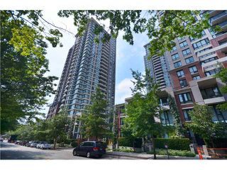 "Photo 1: # 2605 977 MAINLAND ST in Vancouver: Yaletown Condo for sale in ""YALETOWN PARK"" (Vancouver West)  : MLS®# V1033564"