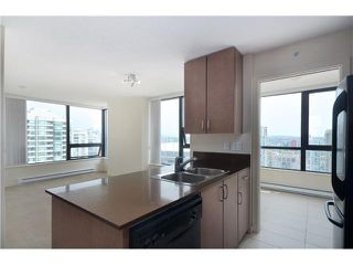 "Photo 2: # 2605 977 MAINLAND ST in Vancouver: Yaletown Condo for sale in ""YALETOWN PARK"" (Vancouver West)  : MLS®# V1033564"