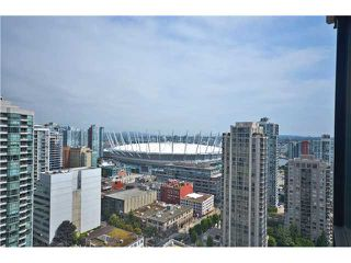 "Photo 11: # 2605 977 MAINLAND ST in Vancouver: Yaletown Condo for sale in ""YALETOWN PARK"" (Vancouver West)  : MLS®# V1033564"