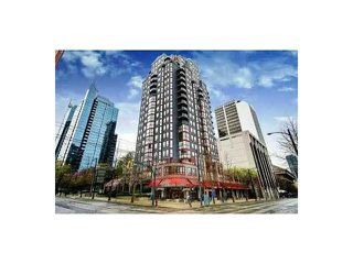"Photo 1: 204 811 HELMCKEN Street in Vancouver: Downtown VW Condo for sale in ""IMPERIAL TOWER"" (Vancouver West)  : MLS®# V1091705"