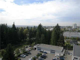 "Photo 13: 1306 7077 BERESFORD Street in Burnaby: Highgate Condo for sale in ""CITY CLUB"" (Burnaby South)  : MLS®# V1105521"