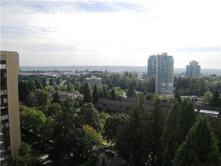 "Photo 12: 1306 7077 BERESFORD Street in Burnaby: Highgate Condo for sale in ""CITY CLUB"" (Burnaby South)  : MLS®# V1105521"