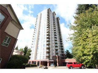 "Photo 1: 1306 7077 BERESFORD Street in Burnaby: Highgate Condo for sale in ""CITY CLUB"" (Burnaby South)  : MLS®# V1105521"