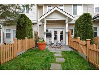 "Photo 19: 41 21535 88 Avenue in Langley: Walnut Grove Townhouse for sale in ""Redwood Lane"" : MLS®# F1436520"