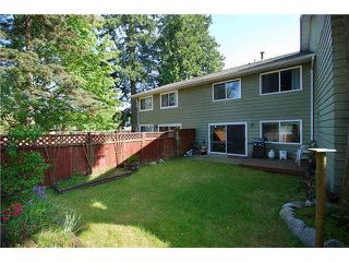 Main Photo: 2519 GORDON Avenue in Port Coquitlam: Central Pt Coquitlam Townhouse for sale : MLS®# V1120429