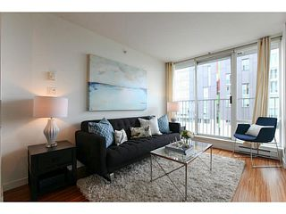 "Photo 1: 608 328 E 11TH Avenue in Vancouver: Mount Pleasant VE Condo for sale in ""UNO"" (Vancouver East)  : MLS®# V1122789"