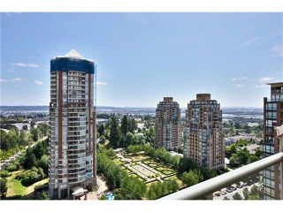 "Photo 2: 2103 6837 STATION HILL Drive in Burnaby: South Slope Condo for sale in ""THE CLARIDGES"" (Burnaby South)  : MLS®# V1133765"