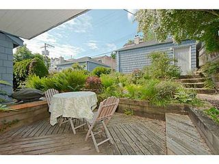 Photo 10: 2567 5TH Ave W in Vancouver West: Kitsilano Home for sale ()  : MLS®# V1013166
