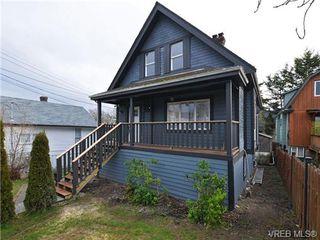 Photo 1: 3111 Washington Ave in VICTORIA: Vi Burnside House for sale (Victoria)  : MLS®# 719156