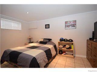 Photo 15: 430 Whytewold Road in Winnipeg: St James Residential for sale (West Winnipeg)  : MLS®# 1610669
