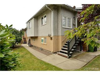 Photo 1: 1635 Kings Road in VICTORIA: Vi Oaklands Single Family Detached for sale (Victoria)  : MLS®# 366910