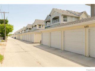 Photo 20: 455 Pandora Avenue in Winnipeg: West Transcona Condominium for sale (3L)  : MLS®# 1623767