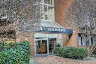 """Photo 2: 105 1333 HORNBY Street in Vancouver: Downtown VW Condo for sale in """"ANCHOR POINT"""" (Vancouver West)  : MLS®# R2131049"""