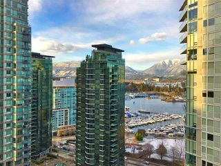 "Main Photo: 2102 1238 MELVILLE Street in Vancouver: Coal Harbour Condo for sale in ""POINT CLAIRE"" (Vancouver West)  : MLS®# R2144697"