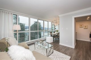 "Photo 3: 2102 1238 MELVILLE Street in Vancouver: Coal Harbour Condo for sale in ""POINT CLAIRE"" (Vancouver West)  : MLS®# R2144697"
