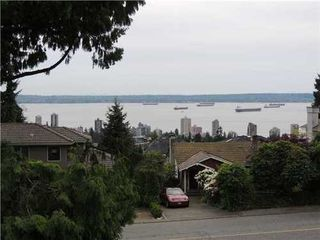 Photo 1: 2107 QUEENS Ave in West Vancouver: Home for sale : MLS®# V1065562