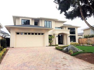 Photo 1: 6340 BELLFLOWER Drive in Richmond: Riverdale RI House for sale : MLS®# R2152718