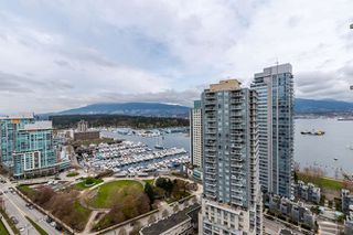 "Photo 2: 2303 1228 W HASTINGS Street in Vancouver: Coal Harbour Condo for sale in ""THE PALLADIO"" (Vancouver West)  : MLS®# R2159180"