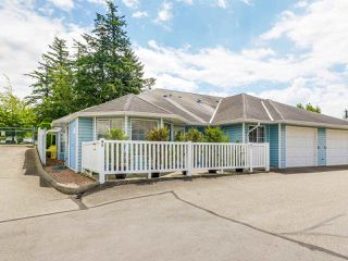 "Photo 1: 47 1450 MCCALLUM Road in Abbotsford: Poplar Townhouse for sale in ""CROWN POINT"" : MLS®# R2181014"