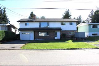 Photo 1: 32514 PANDORA Avenue in Abbotsford: Abbotsford West House for sale : MLS®# R2211955