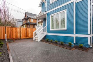 "Photo 20: 1184 E 11TH Avenue in Vancouver: Mount Pleasant VE House 1/2 Duplex for sale in ""MOUNT PLEASANT"" (Vancouver East)  : MLS®# R2235627"