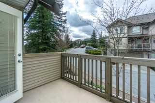 "Photo 19: 26 6238 192 Street in Surrey: Cloverdale BC Townhouse for sale in ""Bakerview Terrace"" (Cloverdale)  : MLS®# R2248106"