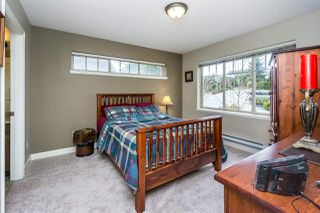 "Photo 15: 26 6238 192 Street in Surrey: Cloverdale BC Townhouse for sale in ""Bakerview Terrace"" (Cloverdale)  : MLS®# R2248106"