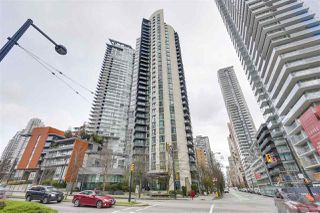"Photo 1: 1003 501 PACIFIC Street in Vancouver: Downtown VW Condo for sale in ""THE 501"" (Vancouver West)  : MLS®# R2255752"