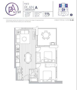 """Photo 9: 1709 13750 100 Avenue in Surrey: Whalley Condo for sale in """"PARK AVENUE"""" (North Surrey)  : MLS®# R2266125"""